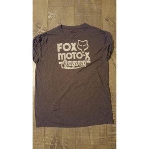 Fox gray shirt